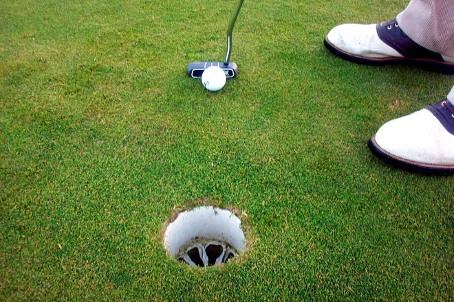 putting for beginners