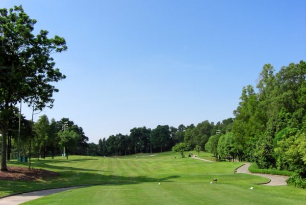 how to play a long par 4